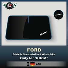 Ford KUGA MK2/ Escape MK3  Foldable Sunshade-Front Windshields_Updated Version