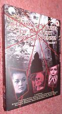 Hammer House Of Mystery And Suspense Volume 1  DVD Boxset UK Region 2
