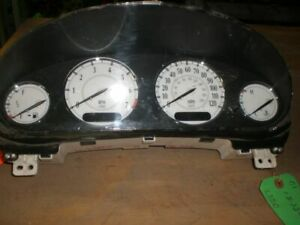 99 00 01 02 03 04 CHRYSLER 300M SPEEDOMETER CLUSTER US MKT MPH EXC. SPECIAL
