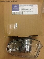 Genuine Mercedes-Benz Sprinter Mirror Indicator Lens, Right or Left, Brand New.