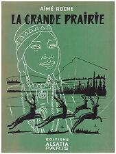 ROCHE Aimé - LA GRANDE PRAIRIE - 1948