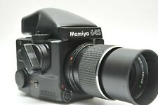Mamiya M645 Super w/ 120 Back + AE Finder + Sekor C 150mm f/4 Lens