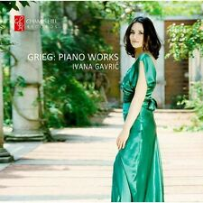 Ivana Gavric, E. Grieg - Piano Works [New CD]