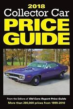 2018 COLLECTOR CAR PRICE GUIDE - OLD CARS REPORT PRICE GUIDE (EDT) - NEW BOOK