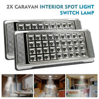 NEW DC 12V 36 LED Car Truck Vehicle Auto Dome Roof Ceiling Interior Light Lamp