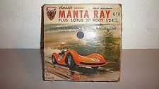 Vintage Manta-Ray GTX/ Lotus 30 (2 Bodies) High Performance Slot Car Kit