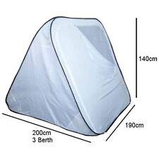 SunnCamp Pop Up Caravan & Motorhome Awning Inner Tent - 3 Berth IT0006