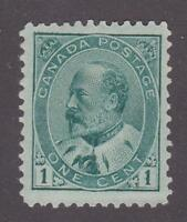 Canada 1903 #89 King Edward VII MNH F/VF