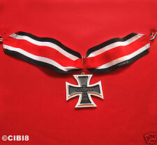 Knight's Cross of the Iron Cross Military Medal WW2 German Medal 1939 New Repro