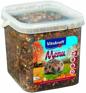 Vitakraft Menu Hedgehog Dried animal food