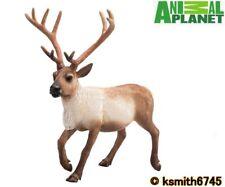 Safari Antilope plastica solida giocattolo Wild Zoo Animale Cervo NUOVO
