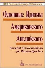 Essential American Idioms for Russian Speakers-ExLibrary