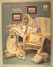 Sugar Plum Fairy - Vanessa-Ann Collection VAC-7 -- Cross Stitch & Quit Patterns