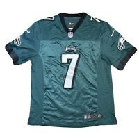 Nike On Field Philadelphia Eagles NFL Green Jersey #7 Michael VICK Shirt M