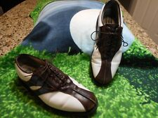 Footjoy Classics Tour Golf shoes Men SZ 10 1/2 M Excellent condition Gator L@@K
