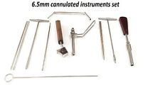 Orthopedic 6.5mm cannulated instrument set