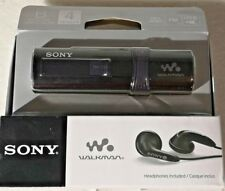Sony Digital Music Player NWZ-B183F 4GB Flash Memory MP3 Player Walkman