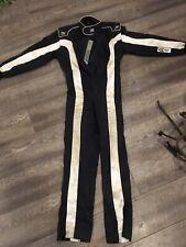K1 Triumph 2 Auto Racing Suit Nomex Style Fire Resistant SFI 3.2A/1 Size 3xs(36)