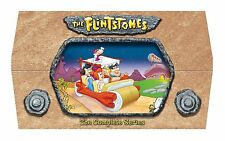 THE FLINTSTONES - COMPLETE SERIES 1-6 BOX SET -  DVD - REGION 1 - SEALED