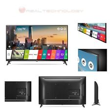 "TV LED 32"" LG 32LJ610V FULL HD 1920 X 1080P SMART TV WIFI EUROPA BLACK"