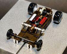 Mega G High Performance Adjustable Brush Barrels Silver Plated HO Race Slot Car