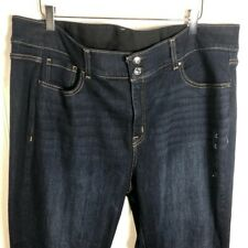 Lane Bryant Jeans essential stretch high rise 20 short
