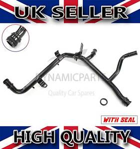 METAL COOLANT PIPE 038121065CE FOR VW TRANSPORTER T5 1.9 AXB AXC BRR BRS