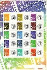 Personnalisé n° 3688B/3688R Cérès neuf sans charnière  feuille complète
