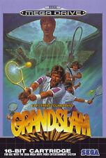 ## SEGA Mega Drive - Grandslam Tennis / MD Spiel ##