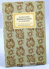 Insel Bücherei - IB Nr. 613 -  Die Kinder der Kaiserin von Liotard - Erstauflage