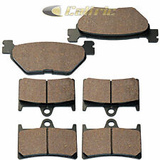 FRONT & REAR BRAKE PADS FITS YAMAHA FJR1300 2001 2002 2003 2004 2005