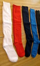 VOLLEYBALL SOCKS, 2 PAIRS FOR $6.75,  IN 5 BRIGHT COLORS, YOU CHOOSE, 300 NEW
