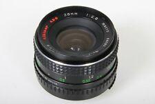 Albinar 28mm f/2.8 Wide Angle Lens.  Nikon AI Mount