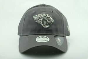 New Era 9Twenty Jacksonville Jaguars Cappy Cap NFL Strapback Women OSFA