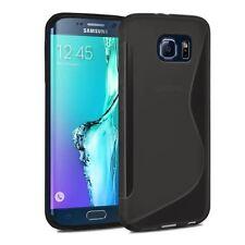 Étuis, housses et coques avec clip noirs pour téléphone mobile et assistant personnel (PDA) Samsung à motifs