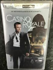 007 Casino Royale (UMD, 2007) for PSP UMD Good Condition  James Bond