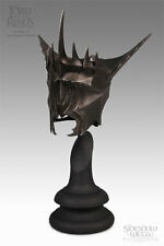 Sideshow Weta HELM OF THE MOUTH OF SAURON Lord of the Rings LotR RARE Helmet