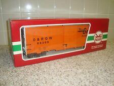LGB D&RGW Rio Grande Train G Scale 40918 box car new in box