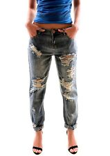 One Teaspoon Women's New Husk Awesome Baggies Jeans Size 24 RRP $158 BCF74