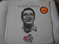 ALFRED APAKA THE IMMORTAL HAWAIIAN VINYL LP 1971 ABC RECORDS BLUE HAWAII, VG+