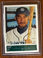 Ichiro TWO Rookie cards. 2001 TOPPS Gallery PLUS TOPPS 50 Years Entire Team Pack