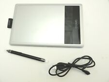 Wacom Bamboo Capture CTH-470 Drawing Tablet / Touchpad and Pen - TESTED
