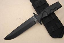 FOX Knife - 0171114 Teranis Combat w/ N690Co Stainless Steel & MIL-SPEC Forprene
