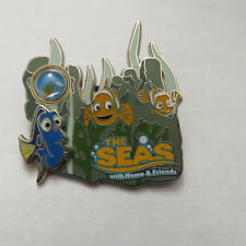 Disney WDW Piece of Disney History III The Seas with Nemo & Friends Pin