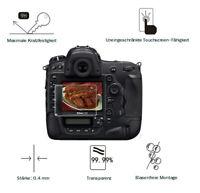 Nikon D3 0,4 mm Adhäsion Displayschutzglas Schutzfolie