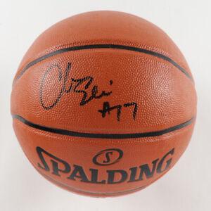 Mario Elie Signed NBA Game Ball Series Basketball (JSA COA)