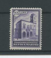 SAN MARINO 1932 PALAZZETTO L.2,75 *