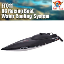 Feilun FT011 2.4G 55km/h Brushless RC Racing Boat Water Cooling System RC Toy
