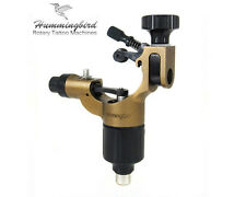 HUMMINGBIRD Aluminum Rotary Tattoo Machine RCA Liner Shader Supply Ink (BRONZE)
