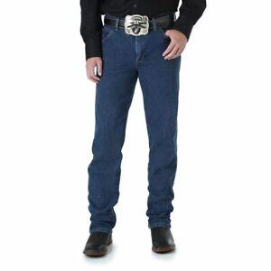 SALE! Wrangler Men's Performance Advance Comfort Cowboy Cut Jean 47MACMS